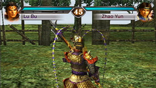 Dynasty Warriors 4 Screenshot 5