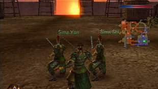 Dynasty Warriors 4 Screenshot 9