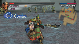 Dynasty Warriors 4 Screenshot 29