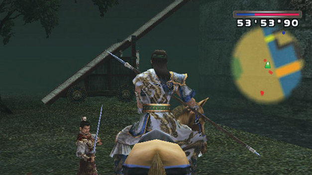 Dynasty Warriors 4 Screenshot 43