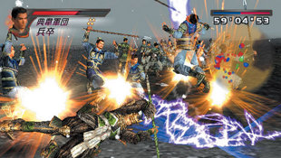 Dynasty Warriors 4 Screenshot 59