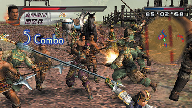 Dynasty Warriors 4 Screenshot 70