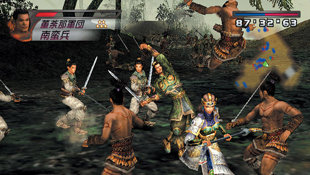 Dynasty Warriors 4 Screenshot 74