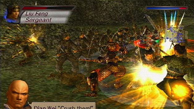 Dynasty Warriors 4 Screenshot 1
