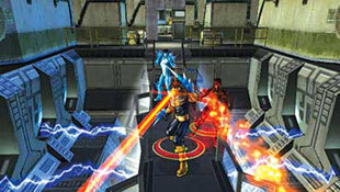 X-Men Legends Screenshot 2