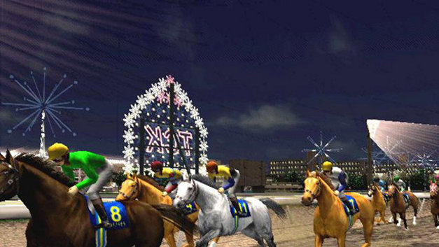 Gallop Racer 2003: A New Breed Screenshot 1