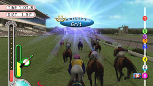 Gallop Racer 2003: A New Breed Screenshot 2