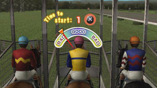 Gallop Racer 2003: A New Breed Screenshot 6