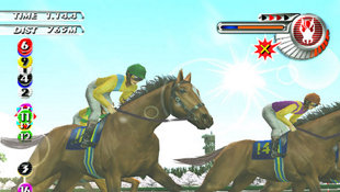 Gallop Racer 2003: A New Breed Screenshot 9