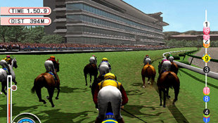 Gallop Racer 2003: A New Breed Screenshot 15