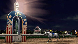 Gallop Racer 2003: A New Breed Screenshot 18