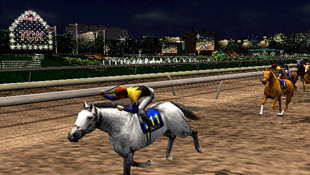 Gallop Racer 2003: A New Breed Screenshot 17