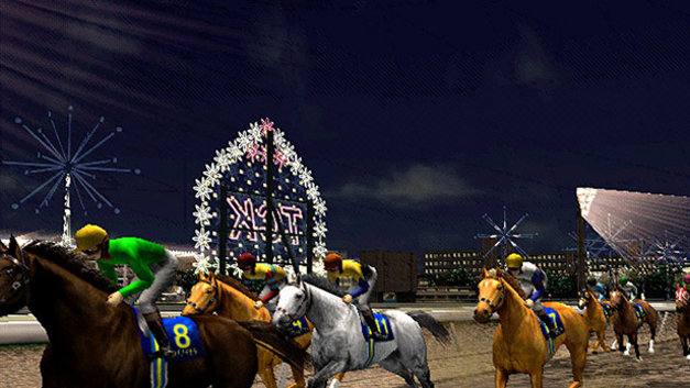 Gallop Racer 2003: A New Breed Screenshot 19