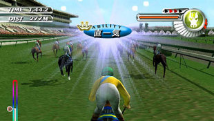 Gallop Racer 2003: A New Breed Screenshot 23