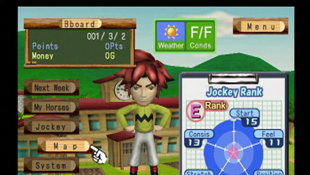 Gallop Racer 2003: A New Breed Screenshot 30