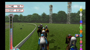 Gallop Racer 2003: A New Breed Screenshot 32