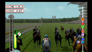Gallop Racer 2003: A New Breed Screenshot 33