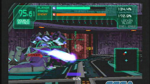 Virtual On Marz Screenshot 80
