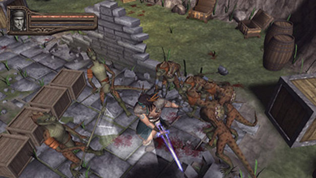 Baldur's Gate: Dark Alliance II Screenshot 1
