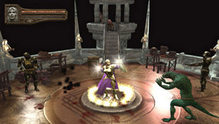 Baldur's Gate: Dark Alliance II Screenshot 2