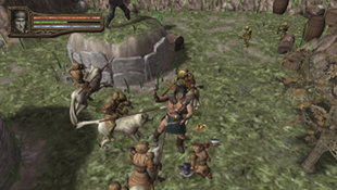 Baldur's Gate: Dark Alliance II Screenshot 3