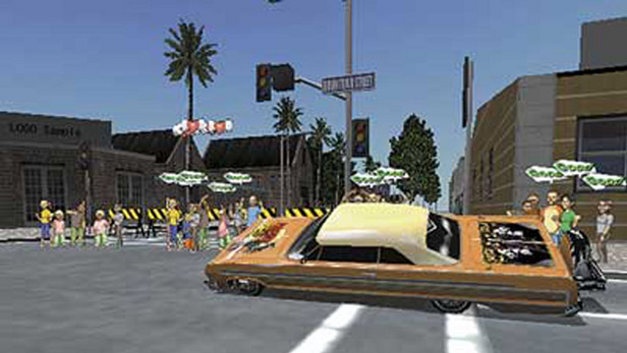 Lowrider Screenshot 1