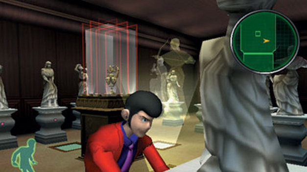 Lupin the 3rd: Treasure of the Sorcerer King Screenshot 4