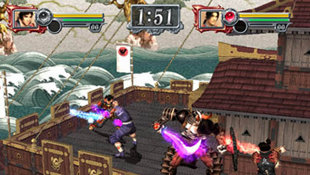 Onimusha Blade Warriors Screenshot 2