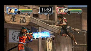 Onimusha Blade Warriors Screenshot 24
