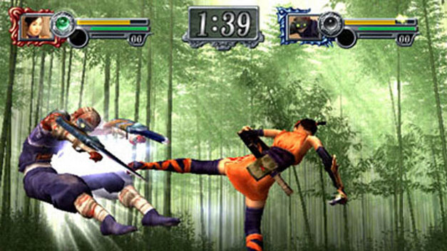 Onimusha Blade Warriors Screenshot 4