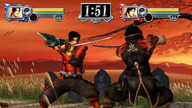 Onimusha Blade Warriors