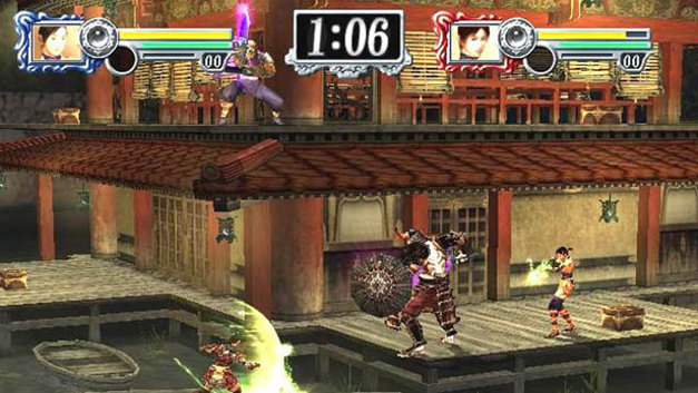 Onimusha Blade Warriors Screenshot 46