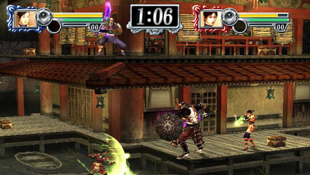 Onimusha Blade Warriors Screenshot 61