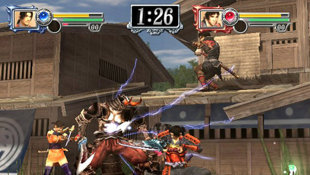Onimusha Blade Warriors Screenshot 63