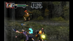 Onimusha Blade Warriors Screenshot 68