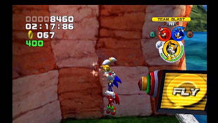 Sonic Heroes Screenshot 39