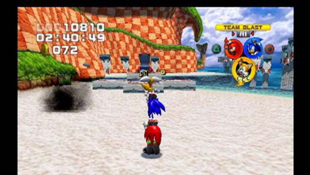 Sonic Heroes Screenshot 40