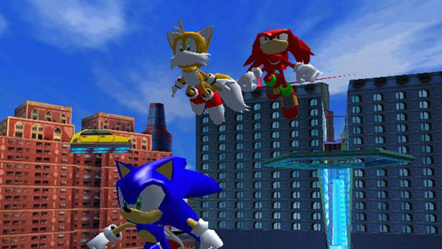 Sonic Heroes Screenshot 43