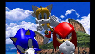 Sonic Heroes Screenshot 27