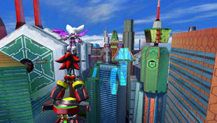 Sonic Heroes Screenshot 42