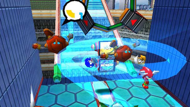 Sonic Heroes Screenshot 55