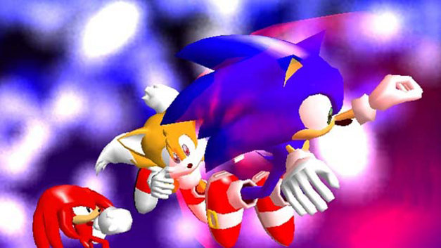 Sonic Heroes Screenshot 67