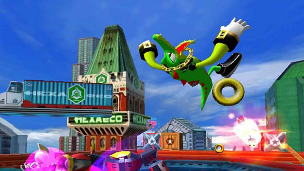 Sonic Heroes Screenshot 82