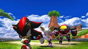 Sonic Heroes Screenshot 84