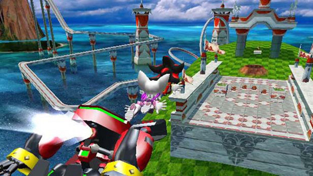 Sonic Heroes Screenshot 91