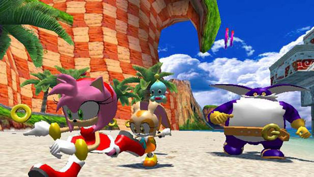 Sonic Heroes Screenshot 97