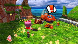 Sonic Heroes Screenshot 2