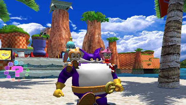 Sonic Heroes Screenshot 94