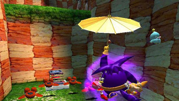 Sonic Heroes Screenshot 1