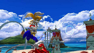 Sonic Heroes Screenshot 5